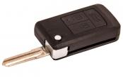 Ключ замка зажигания 1118, 2170, 2190, Datsun, 2123 (выкидной, без платы) по типу China