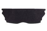 Полка акустическая деревянная 1119 Калина (с боковинами) хэтчбек 10/24 мм
