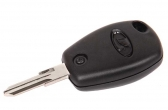 Ключ замка зажигания (рабочий, с чипом) 2190 Гранта FL