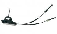 Трос переключения передач в сборе Ларгус 8 кл. МКПП (комплект)