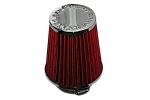 Фильтр воздушный нулевого сопротивления Pro.Sport компакт красный хром