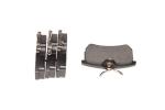 Колодки для задних дисковых тормозов TORNADO 1118, 2108-2110, 2121, 2170