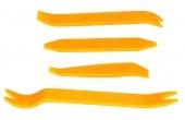 Набор инструментов №4 для снятия пластиковых панелей автомобиля (4 предмета)