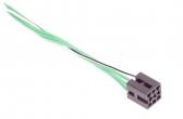 Разъем для выключателей панели приборов 2112, 2114, 2170, 1118, 2190