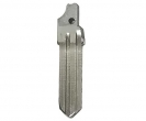 Заготовка выкидного ключа зажигания 1118, 2170, 2190, DATSUN, 2123  по типу Гранта FL