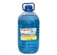 Жидкость незамерзающая для омывания стекол (синяя -30) 5л