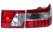 Фонарь задний 2110, 2112 (светодиодный, с поворотниками Lexus) 4шт.