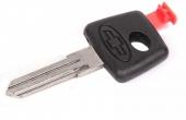 Ключ замка зажигания (обучающий, без чипа) 2123 Шеви Нива