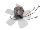 Электродвигатель отопителя в сборе 2101
