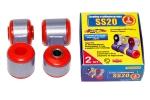 Стойки стабилизатора в сборе 2110 SS20 (полиуретан, красные) 2шт  40109