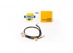 Провод аккумулятора отрицательный (-) 21082 SLON K130
