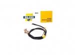 Провод аккумулятора отрицательный (-) 21214 SLON (21)
