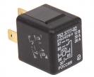 Реле 5 контактное с резистором