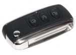 Ключ замка зажигания 1118, 2170, 2190, Datsun, 2123 (выкидной, без платы) по типу Bentley