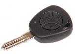 Ключ замка зажигания 1118 Калина, 2170 Приора, 2190 Гранта (пластиковые кнопки) ПЕГАС