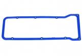 Прокладка крышки головки 2101 силиконовая со втулками, синяя