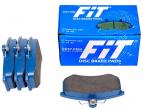 Колодки тормозные передние 2108-2110, Калина, Приора, Гранта FIT FP0289 (4шт)