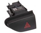 Выключатель аварийной сигнализации Х рей, Renault Duster 252907372R