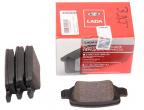 Колодки для задних дисковых тормозов LADA Sport 1119 Калина (спорт), 2190 Гранта (спорт)