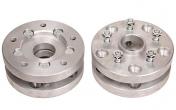 Проставка колеса переходная алюминиевая 2121 Нива/Mersedes  5х139,7/5х112 25мм (4шт.) ZUZ