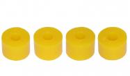 Втулка амортизатора верхняя УАЗ Патриот с 2007 (полиуретан желтый) 4шт VTULKA