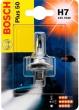 Лампа галогеновая H7 12-55 +50% BOSCH