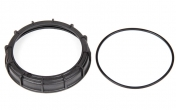 Кольцо прижимное электробензонасоса с уплотнителем Ларгус, Renault Duster