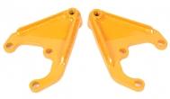Кронштейны амортизаторов (прав и лев из лифт-комплекта 3301) 21214, 2123, Нива Урбан Техно Сфера
