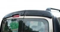 Дефлектор на заднее стекло (ветровик) Ларгус