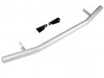 Защита переднего бампера 2123 Шевроле Нива с 2009 г труба 63,5 мм Металл-Дизайн