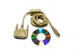 Кабель - адаптер AM/DB25 - USB SERIAL (1.8м) СКАНМАТИК