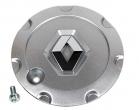 Колпак колеса литого диска Renault (с винтом) 8200833420  д.14 см
