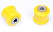 Сайлентблок заднего амортизатора 2108 С.П.Б (полиуретан, желтый) 2шт.  VZ-1-1-106-65