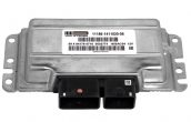 Контроллер М74 11186-1411020-06 (Dаtsun, Гранта 1.6L 8кл. АКПП) E-GAS (Итэлма)
