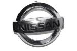Знак заводской NISSAN (передний)