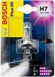 Лампа галогеновая H7 12-55 +90% BOSCH