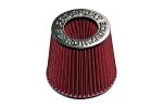 Фильтр воздушный нулевого сопротивления Pro.Sport Mega flom (красный-карбон) (150х130,D70)