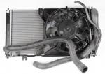 Радиатор 2190 Гранта (основной, в сборе, МКПП, без кондиционера) с/о до 2015г.
