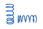 Пружины передней подвески 2101 ТЕХНО РЕССОР (драйв, голубые -90мм) 2шт