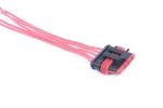 Разъем ответной части жгута катушек зажигания 2112 (1,6L)