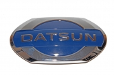 Знак заводской Datsun (передний)