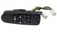 Блок кнопок управления стеклоподъемниками 1118 (без джойстика, 2кнопки, с проводкой) 1118-3709810