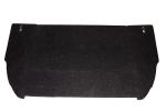 Полка акустическая деревянная 2171 Приора (с боковинами) (универсал) 10/24 мм.