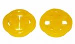 Подушка подвески глушителя 2108 VTULKA (полиуретан, желтая) 2 шт. 17-08-119 А443