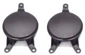 Заглушка переднего бампера (противотуманных фар) 2170 Приора (правая, левая)