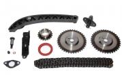 К-т для ремонта привода ГРМ 2103-2106, 2121 Sport (однорядная цепь, звездочки, башмак, натяжитель)