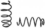 Пружины передних стоек 1119, 2170, 2190 ТЕХНО РЕССОР (усиленные, стандарт) 2шт