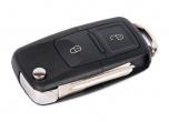 Ключ замка зажигания 1118, 2170, 2190-люкс, DATSUN, 2123 (выкидной) по типу Volkswagen, 2 кнопки