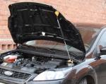 "Упор капота Ford Focus 2 (2008-2011) (без кронштейна) ""ТехноМастер"""