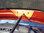 "Упор капота Ford C-Max I (2003-2010) (в сборе с кронштейном) ""ТехноМастер"""